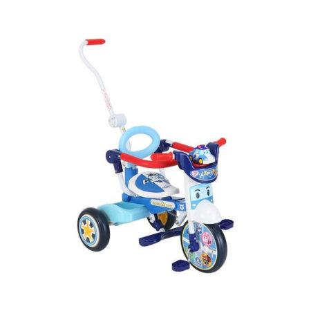 M&M波力救援小英雄折疊式三輪車0224