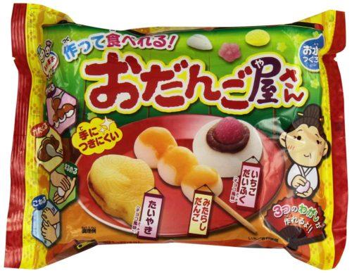 日本食玩・知育菓子【糰子屋】おだんご屋さん