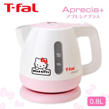 T-fal Hello Kitty電水壺BF805FJP