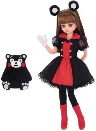 莉卡娃娃LD-16 熊本熊×莉卡醬