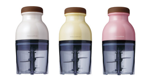 recolte-CAPSULE CUTTER 食物調理攪拌機・刨冰機RCP-2