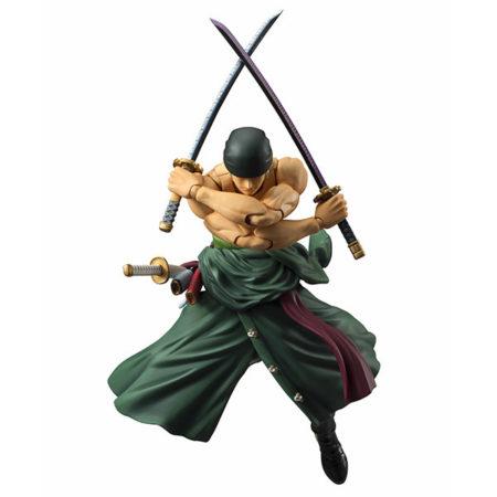 VARIABLE ACTION HEROES 海賊王第四彈:羅羅亞·索隆 -9月預約-