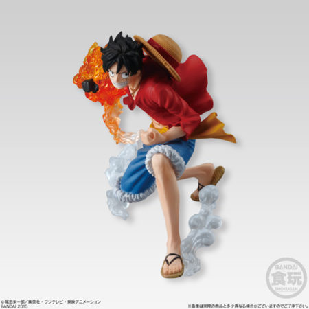 ONE PIECE ATTACK STYLING 炎之3兄弟 -11月預約-