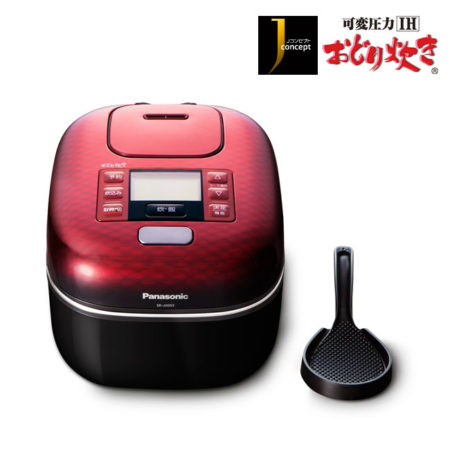 Panasonic可變壓力IH炊飯器SR-JX055