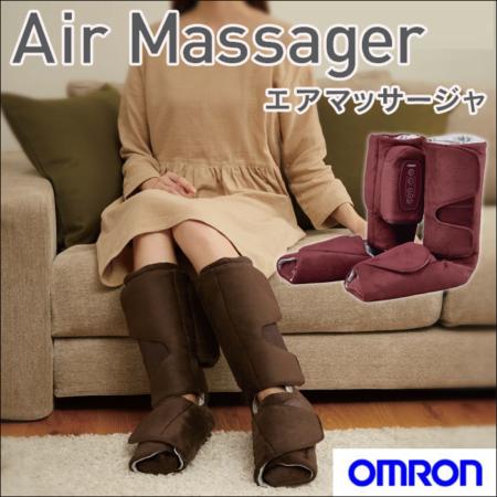 OMRON足部腿部按摩器HM-260