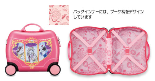 Litrolley兒童行李箱 -米飛兔・玩具總動員・冰雪奇緣・公主-