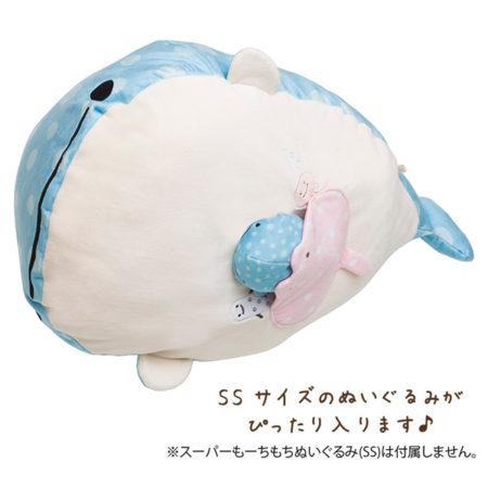 鯨鯊先生特大抱枕玩偶