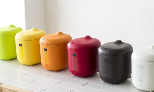 神明精米小型炊飯器AK-PD01(最快10分鐘煮好)
