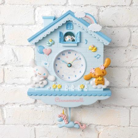 三麗鷗大耳狗掛鐘