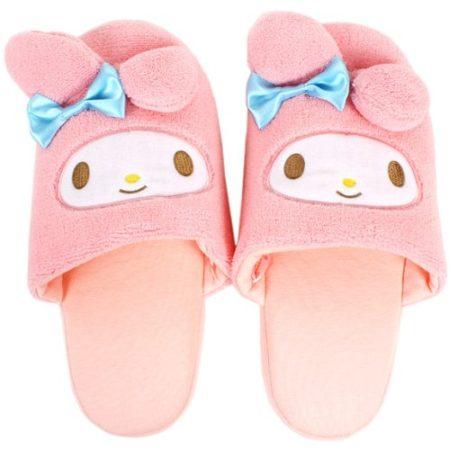 Sanrio三麗鷗My Melody美樂蒂室內拖鞋
