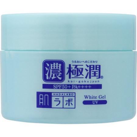 ROHTO製薬肌研極潤UV美白凝膠