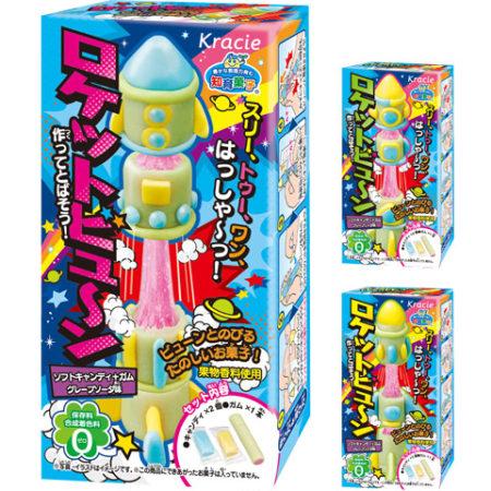 知育菓子Kracie火箭軟糖