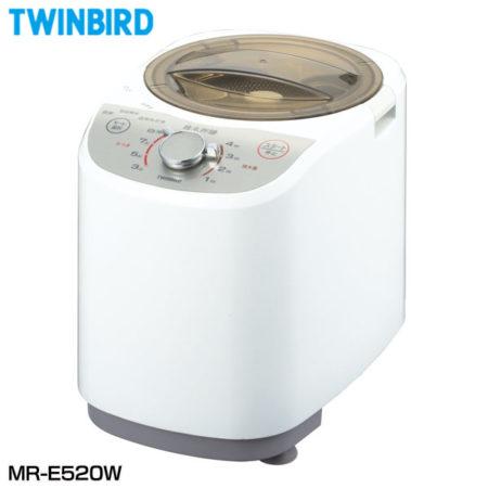 TWINBIRD精米御膳小型精米器MR-E520W