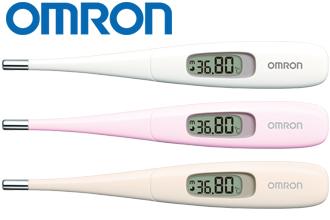 OMRON女性用電子體溫計MC-683L