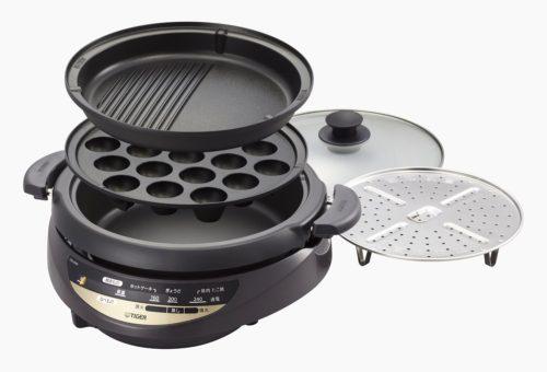 TIGER烤爐鍋CQG-B300