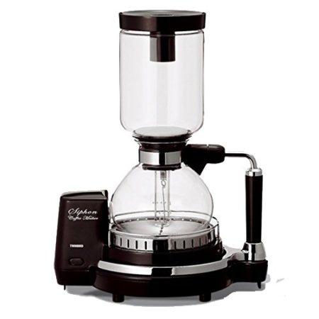 TWINBIRD電動虹吸式咖啡機CM-D854BR[日本製]