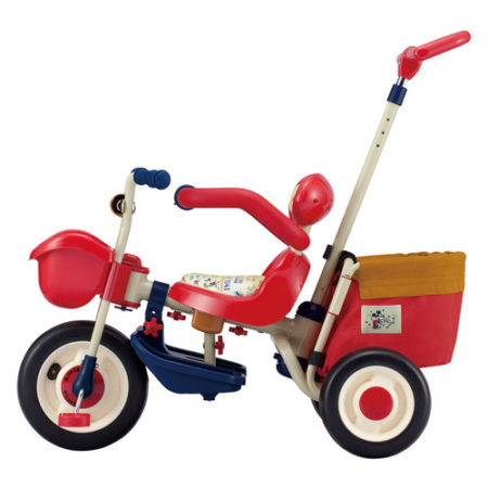 ides CARGO Disney三輪車01181